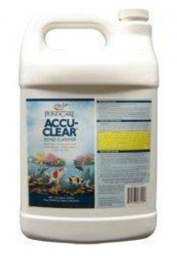 POND CARE ACCU CLEAR 1 GALLON ACCU-CLEAR 1 GL