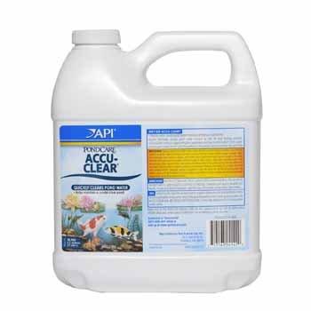 Pondcare 142d 64 Oz Accu-clear&reg Pond Clarifier