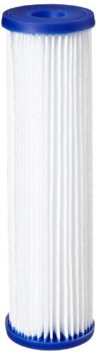 Pentek R30-20BB Pleated Polyester Filter Cartridge 20 x 4-12 30 Microns