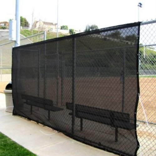 12 X 20 Black Shade Net Mesh Screen Garden Patio Rv Nursery Canopy Sun Tarp
