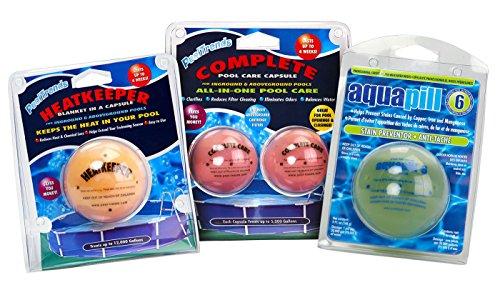 AquaPill Intex Swimming Pool Package