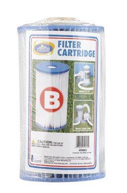Intex Pool Easy Set Type B Replacement Filter Pump Cartridge 6 Pack  29005E