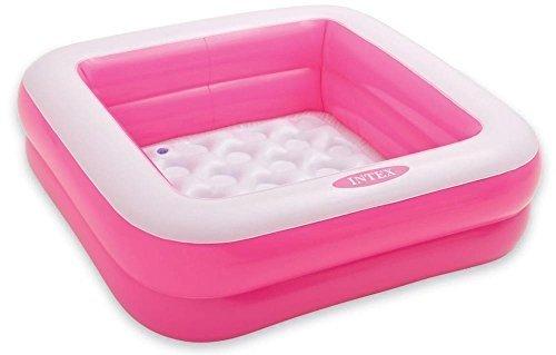Intex Square Baby Pool - Pink
