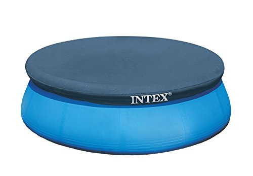 Intex 10 Easy Set Swimming Pool Debris Vinyl Cover Tarp  28021E