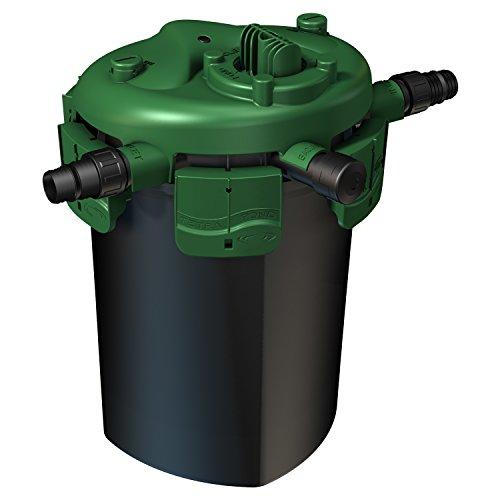 Tetrapond Bio-active Pressure Filters Bp2500-uv