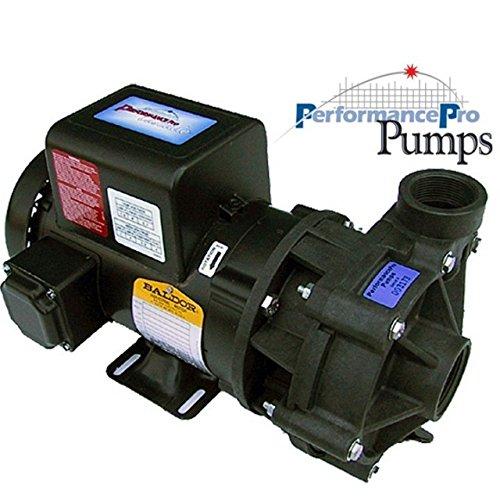 PerformancePro Cascade 18 HP 2200 GPH Low RPM External Pond Pump with FREE Bonus Max Ponds Magnet Calendar C-18-22
