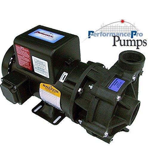 PerformancePro Cascade 18 HP 3600 GPH Low RPM External Pond Pump with FREE Bonus Max Ponds Magnet Calendar C-18-36