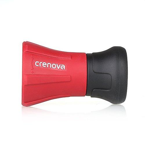 Garden Hose Nozzle  Crenova Hn-03 Spray Nozzle Car Wash Gun Fire Hose Nozzle - High Pressure - Desinged For Car