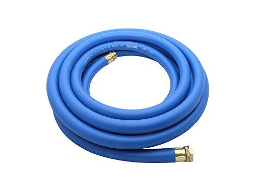 Underhill H75-100b 34-inch Ultramax Premium Lightweight Commercial Hose 100-feet Length Blue
