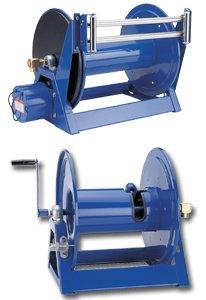 Coxreels 1175-6-100  Hand Crank Hose Reel 1 ID 100 hose capacity less hose 3000 PSI
