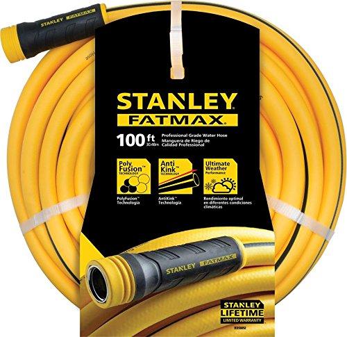 Stanley Fatmax Garden Hose 100 X 58&quot Yellow