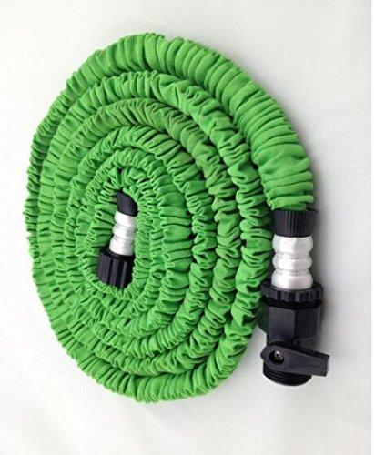 Speedcontrol Garden Hose Watering Hose 50 Feet Portable Adjustable High Pressure-resistance Durable Quality-assured