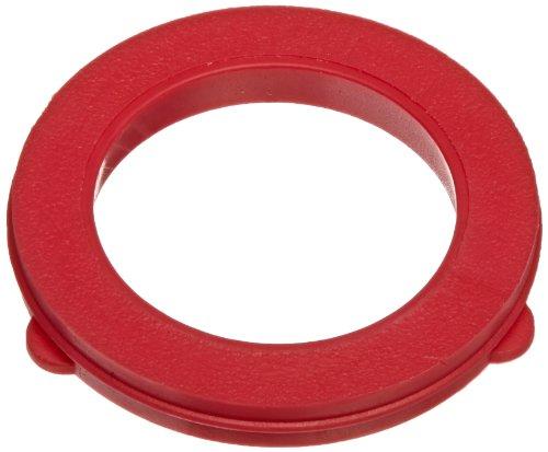 Dixon Valve Coupling TVW7 Red Vinyl Tuff-Lite Washer for Garden Hose Fitting Pack of 100