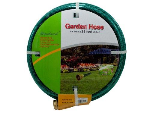 3 Layer PVC Garden Hose Case of 4