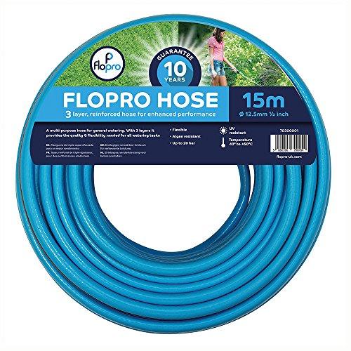 Flopro Garden Hose Pipe 15 m 49 ft