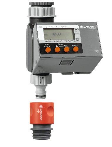 Gardena 1814 6-cycle Electronic Water Timercomputer