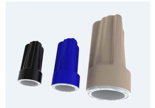 5 Pack - Orbit Sprinkler System Valve Waterproof Medium Size Wire Connectors