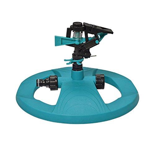 KMASHI Water Sprinkler System Impulse Long Range Sprinklers for Garden and Lawn