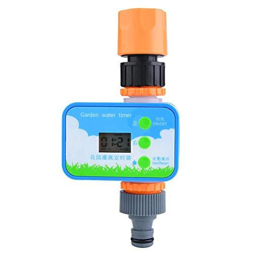 Jacksking Garden Irrigation Timer Electronic Automatic Garden Irrigation Timer Intelligent Flowers Watering Controller Intelligent Irrigation Timer