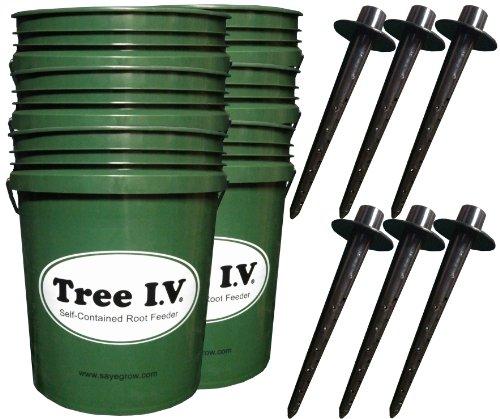 5-Gal Root Seeker  Std Watering System  6-pk