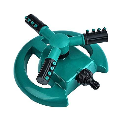 ❤️Byedog❤Lawn Sprinkler Garden Sprinkler Head Automatic Water Sprinklers 360°Rotation