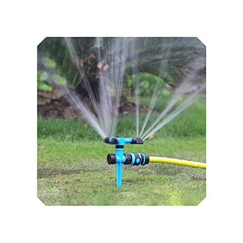 360 Rotating Home Garden Sprinkler Large Range Automatic Water Sprinkler Lawn Amount Irrigation Water Flower Vegetables Supplies
