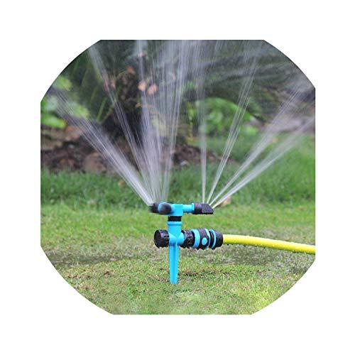 daydremer secret life 360 Rotating Home Garden Sprinkler Large Range Automatic Water Sprinkler Lawn Amount Irrigation Water Flower Vegetables Supplies