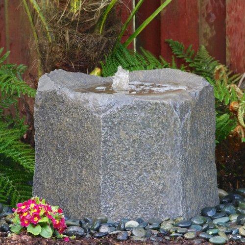 Small Caldera Single Bubbler Fountain Kit
