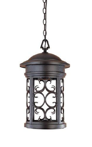 Designers Fountain 31134-orb Ellington-ds Hanging Lanterns Oil Rubbed Bronze