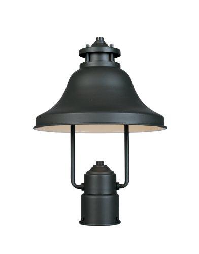 Designers Fountain 31336-bz Bayport-ds Post Lanterns Bronze