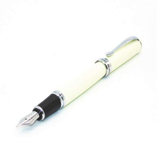 FidgetGear X750 Milky White Business Office Fountain Pen New