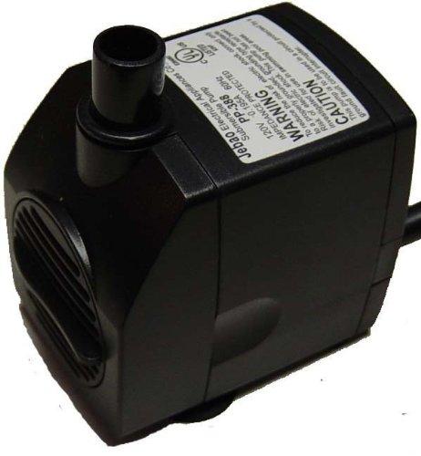 Jebao 388LV Fountain Pump 198GPH Indoor Pump