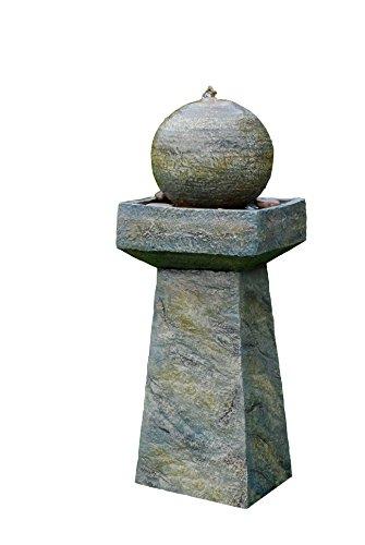 Kelkay F1414101l Stonetouch Pedestal Fountain