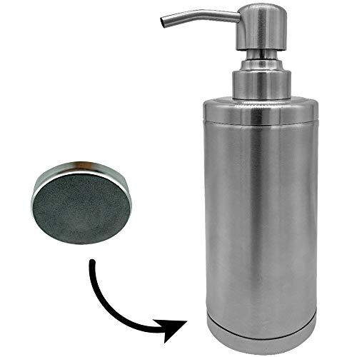 GALISKA Non-Slip Rust Proof Stainless Steel Countertop Sink Hand Soap Dispenser Pumb300 ML Liquid Dispenserfor Kitchen Bathroom Hand Dish Lotion