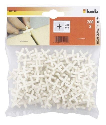 KWB 201 1791-25 Tile Spacer Set Bathroom tile spacers