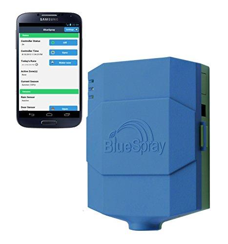 Bluespray Bsc24i 24 Zone Wireless Unit Smart Wifi Sprinkler Controller Timer