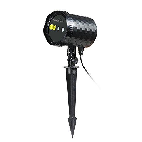 upgraded Homepro Rgb Laser Christmas Lights Waterproof Landscape Lighting Bright Static Stars Projector
