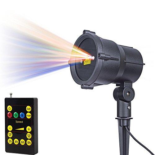 Zitrades Landscape Lights Laser Christmas Party Garden Light Stars Moving Firefly Projector Indoor Outdoor Lighting