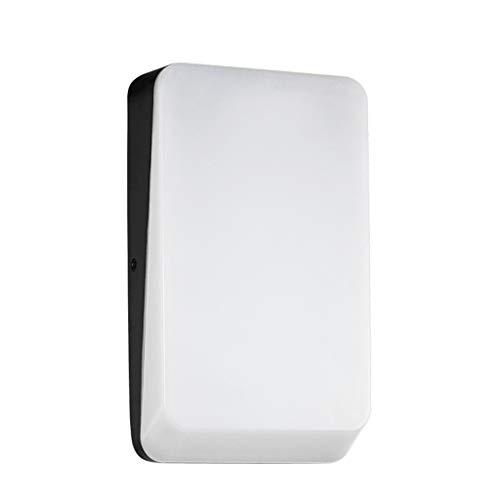 XLEVE Outdoor Wall Light Waterproof LED Wall Light Outdoor Safe Area External Lighting