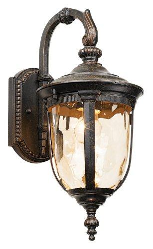 "Bellagio8482; 16 1/2"" High Downbridge Outdoor Wall Light"