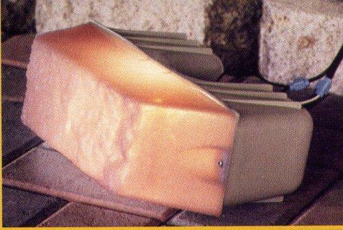 Kerr Lighting Garden Wall Light 4 x 12 - Individual - for Retaining Walls