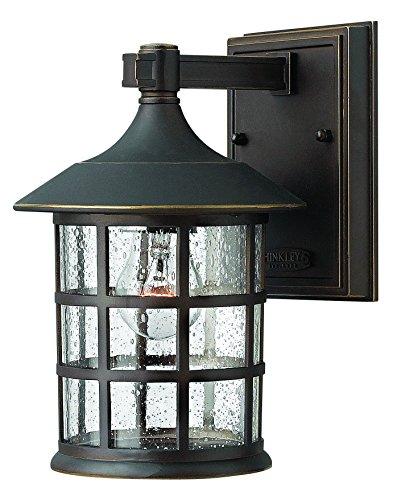 Hinkley Lighting 1800oz Freeport 1-light Outdoor Light Oil Rubbed Bronze