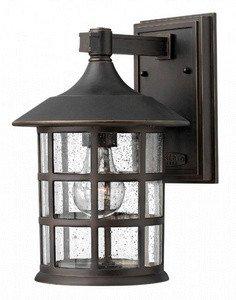 Hinkley Lighting 1804oz Freeport 1-light Outdoor Light Oil Rubbed Bronze