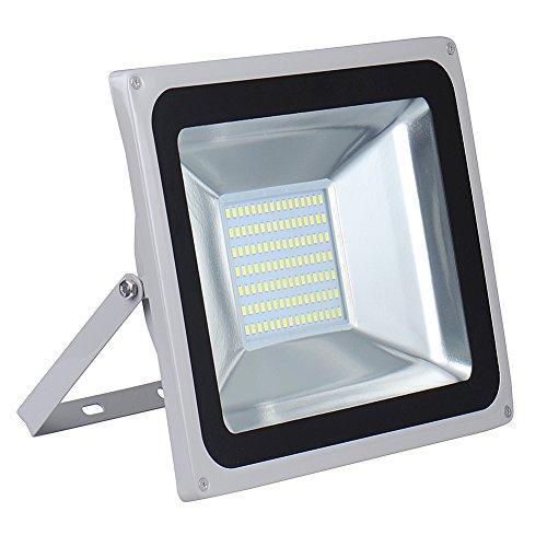 100w Led Floodlightlow-energy Cool White Spotlightip65 Waterproof Outdoor&ampindoor Security Flood Light Landscape