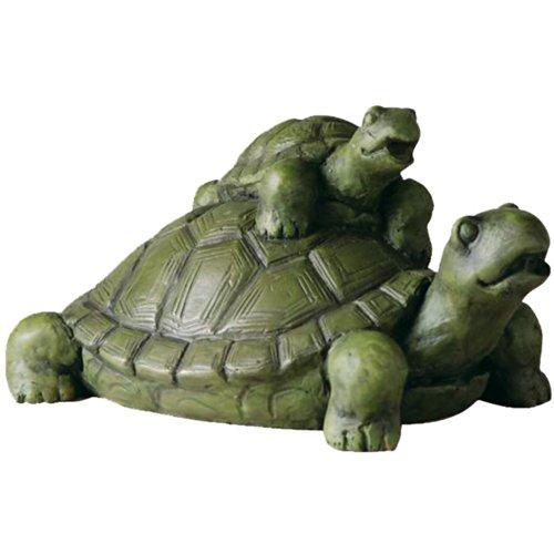 Pond Boss Stmbg Turtle Family Spitter