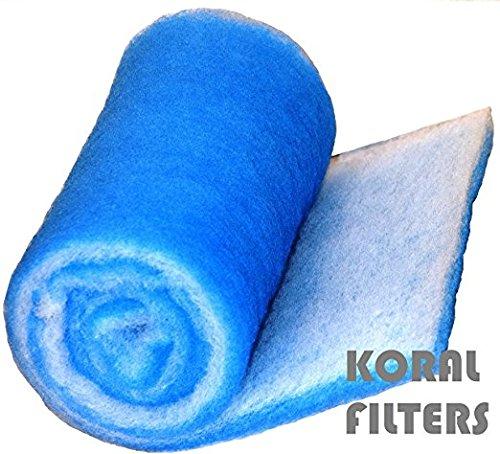 Koi Pond Aquarium Filter Media Roll  12x 48 4 ft