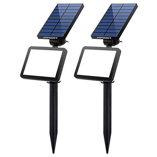 Urpower 30 Led Solar Lights With Auto Onoff Waterproof Outdoor Landscape Lighting Garden Lights
