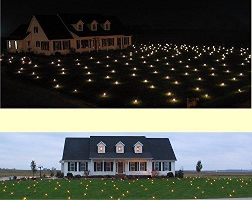 Lawn Lights Illuminated Outdoor Decoration Led Christmas 36-10 Warm White