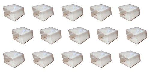Set Of 15 Toro Low-voltage Outdoor Deck Light Fixture Model 52473