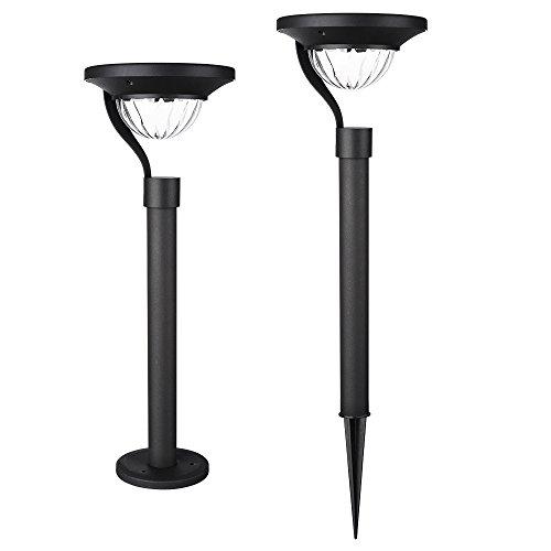 Solar Lights Outdoor Huihong Solar Path Lights Wireless Waterproof 2 Leds Solar Garden Lights Solar Patio Lights